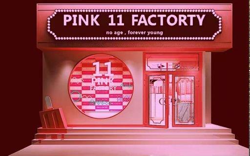 PINK  11  FACTORTY少女心网红寄卖店